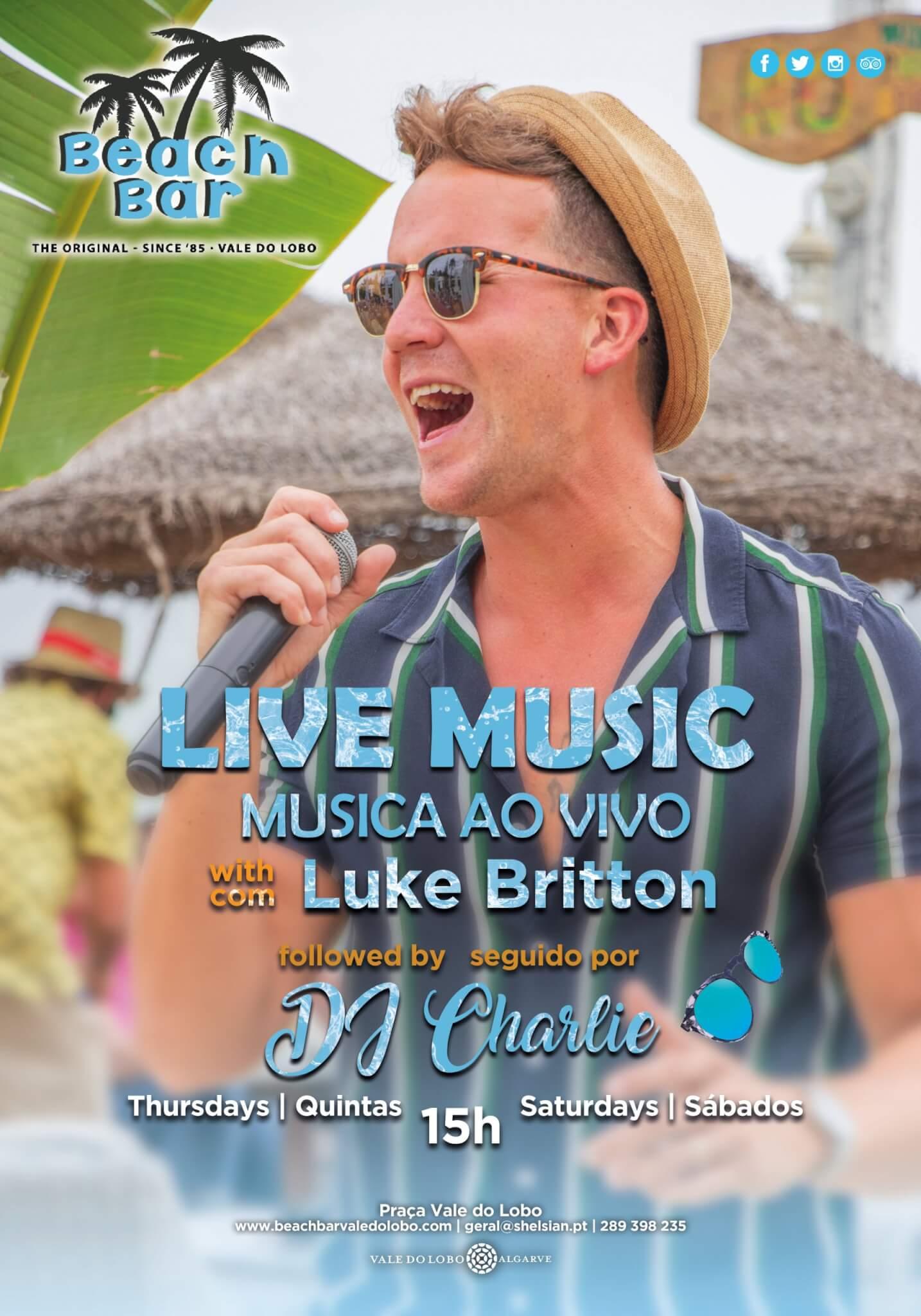LIVE MUSIC WITH LUKE
